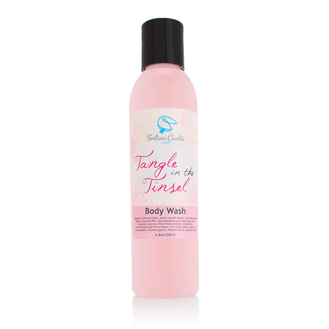 TANGLE IN THE TINSEL Body Wash - Fortune Cookie Soap