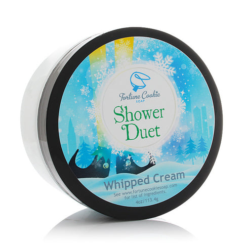 SHOWER DUET Body Butter - Fortune Cookie Soap - 1