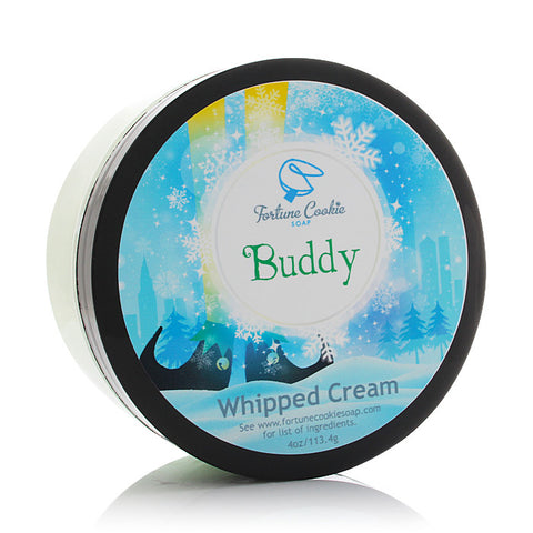 BUDDY Body Butter - Fortune Cookie Soap - 1