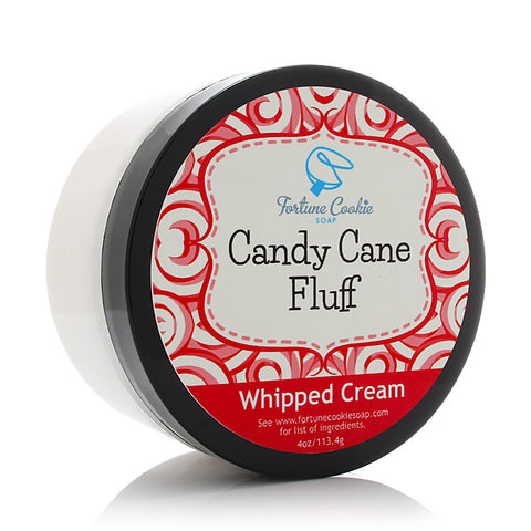 CANDY CANE FLUFF Body Butter - Fortune Cookie Soap - 1