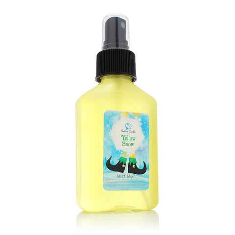 YELLOW SNOW Mist Me? 4oz Travel Size - Fortune Cookie Soap
