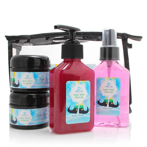 SWIRLY TWIRLY GUMDROPS Gift Set - Fortune Cookie Soap - 1