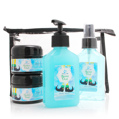 SHOWER DUET Gift Set - Fortune Cookie Soap - 1
