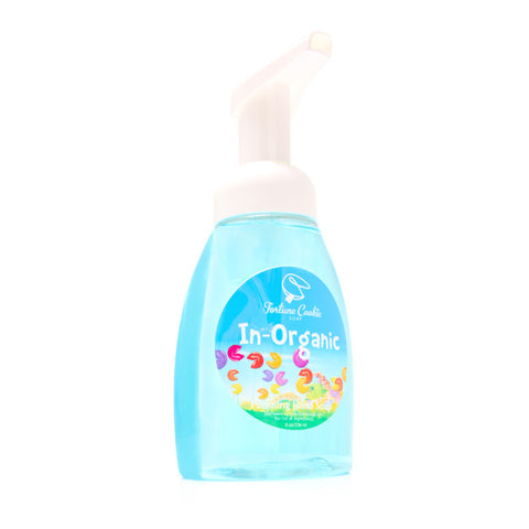 IN-ORGANIC Foaming Hand Soap - Fortune Cookie Soap