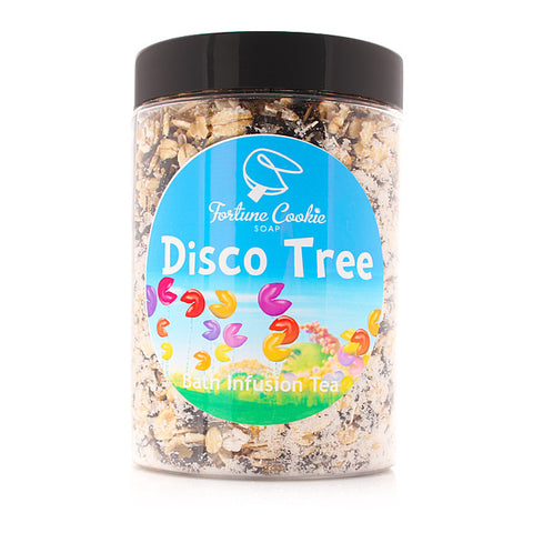 DISCO TREE Bath Infusion Tea - Fortune Cookie Soap