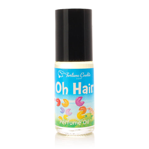 OH HAIR Roll On Perfume Oil - Fortune Cookie Soap