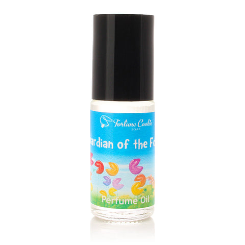 GUARDIAN OF THE FOREST Roll On Perfume Oil - Fortune Cookie Soap