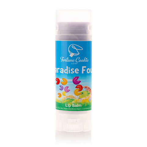 PARADISE FOUND Lip Balm - Fortune Cookie Soap