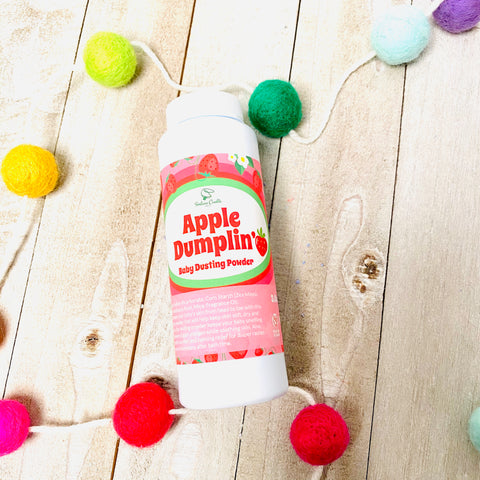 APPLE DUMPLIN' Baby Dusting Powder