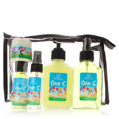 ONE C Gift Set - Fortune Cookie Soap