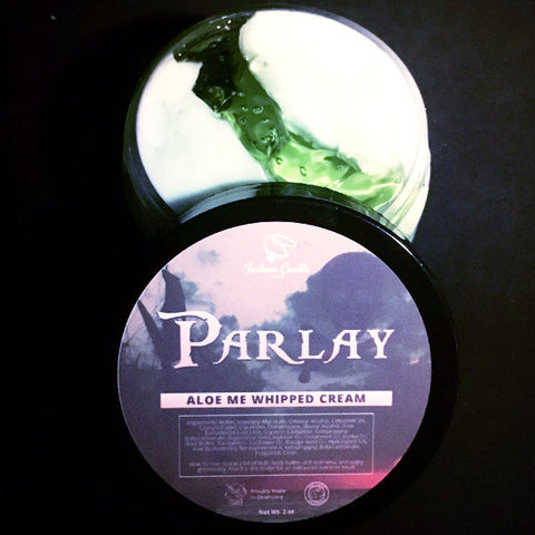 PARLAY Aloe Me Whipped Cream