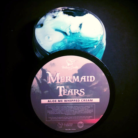 MERMAID TEARS Aloe Me Whipped Cream