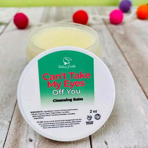 CAN'T TAKE MY EYES OFF YOU Cleansing Balm