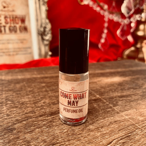 COME WHAT MAY Perfume Oil