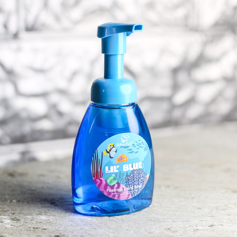 LIL' BLUE Foaming Hand Soap - Fortune Cookie Soap