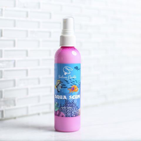 AQUA SCUM Spray Lotion - Fortune Cookie Soap