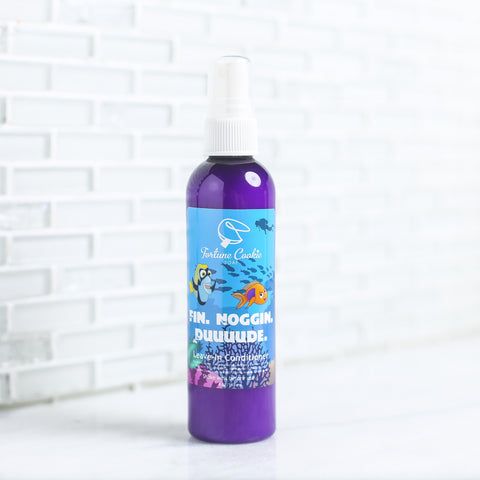 FIN. NOGGIN. DUUUDE. Leave-in Conditioner - Fortune Cookie Soap