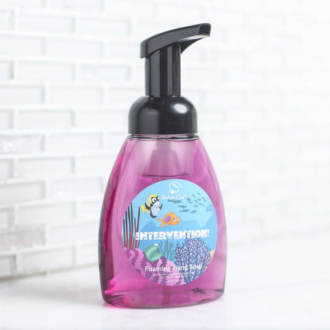 INTERVENTION! Foaming Hand Soap - Fortune Cookie Soap