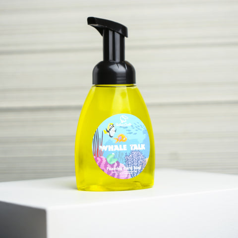 WHALE TALK Foaming Hand Soap - Fortune Cookie Soap