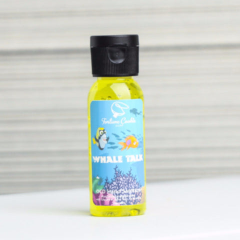 WHALE TALK OCD Hand Sanitizer - Fortune Cookie Soap - 1