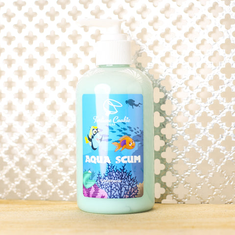 AQUA SCUM Liquid Conditioner - Fortune Cookie Soap - 1