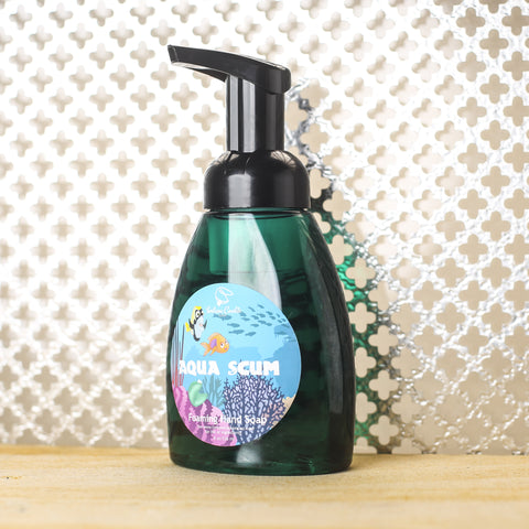 AQUA SCUM Foaming Hand Soap - Fortune Cookie Soap