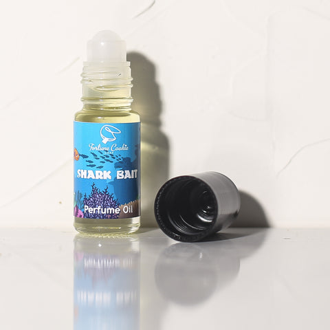 SHARK BAIT Roll On Perfume Oil - Fortune Cookie Soap