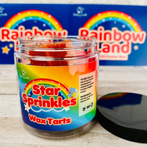 STAR SPRINKLES Wax Tarts