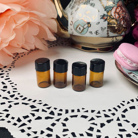 IT'S TEA TIME Perfume Oil Sampler