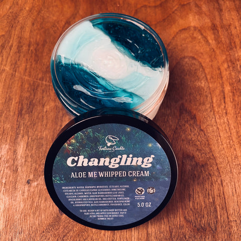 CHANGLING Aloe Me Whipped Cream