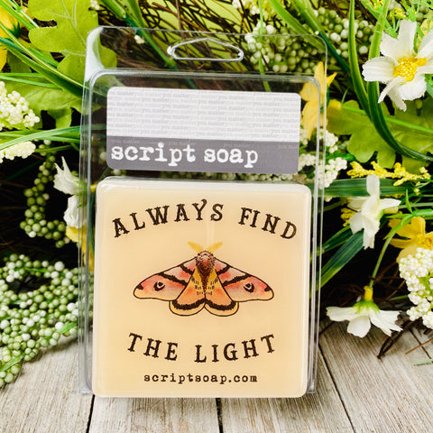 ALWAYS FIND THE LIGHT Script Soap