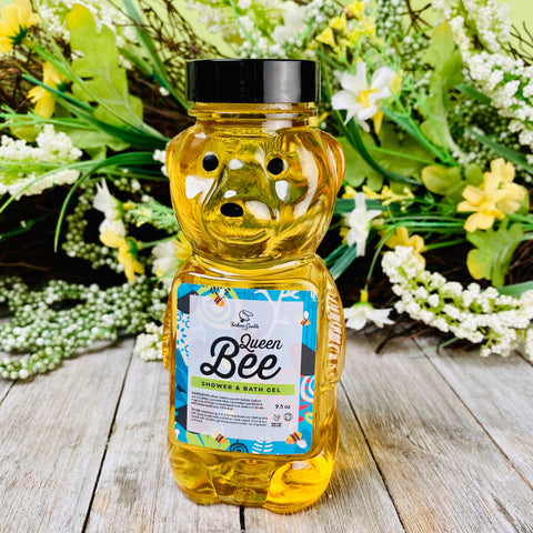 QUEEN BEE Shower & Bath Gel