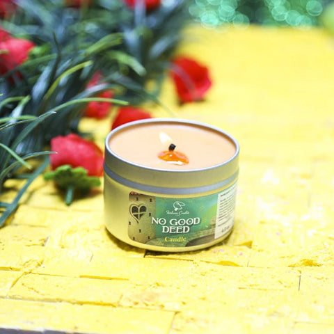 NO GOOD DEED Soy Candle