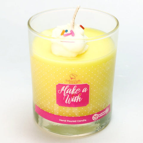MAKE A WISH Hand Poured Soy Candle