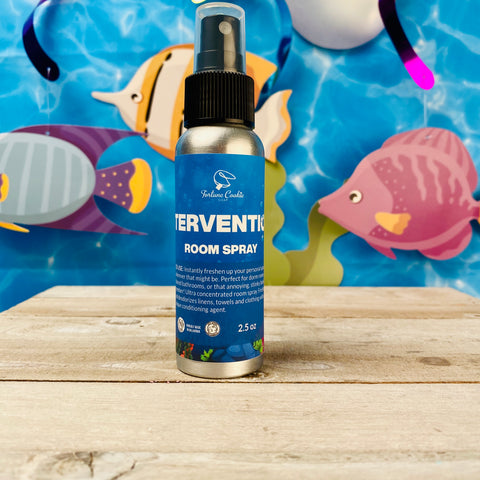 INTERVENTION! Room Spray