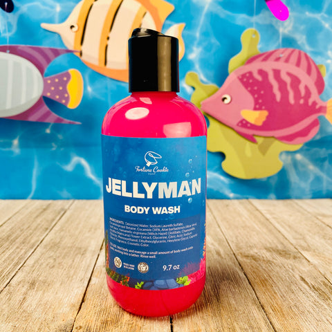 JELLYMAN Body Wash