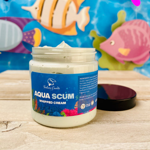AQUA SCUM Whipped Cream