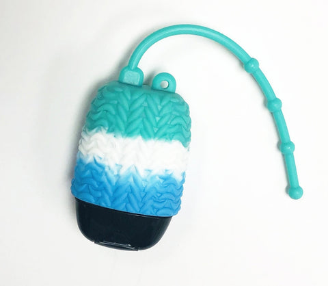 KNIT CAP OCD Hand Sanitizer Holder