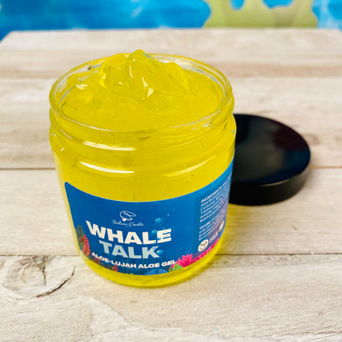 WHALE TALK Aloe-lujah Skin Gel