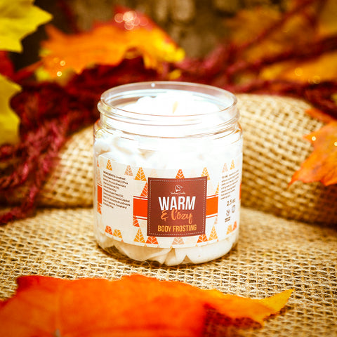 WARM & COZY Body Frosting