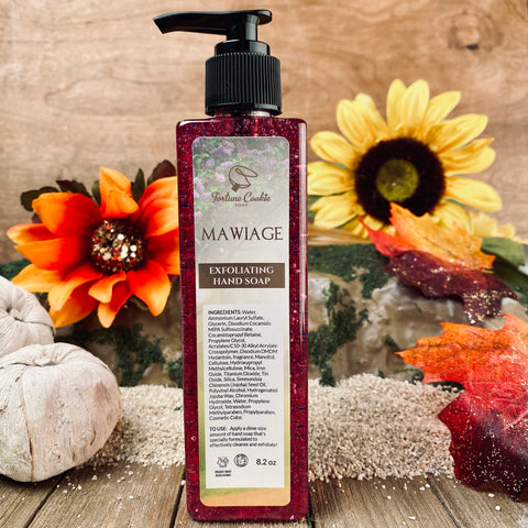 MAWIAGE Exfoliating Hand Soap