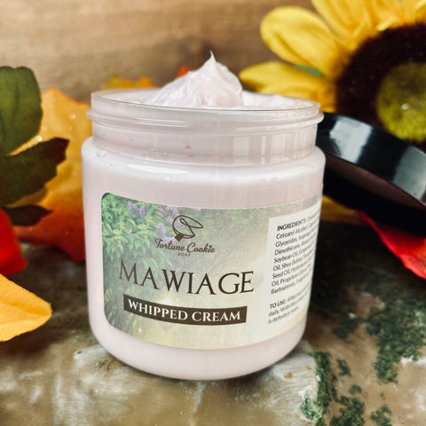 MAWIAGE Whipped Cream