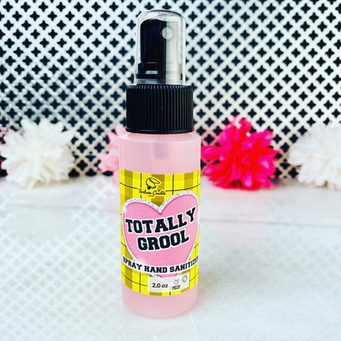 TOTALLY GROOL Hand Sanitizer Spray