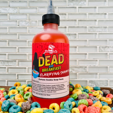 DEAD AND BREAKFAST Clarifying Shampoo