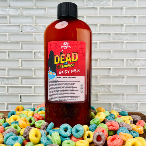 DEAD AND BREAKFAST Body Milk