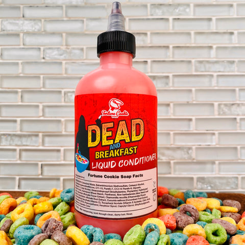 DEAD AND BREAKFAST Liquid Conditioner