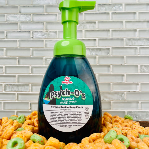 PSYCH-O'S Foaming Hand Soap