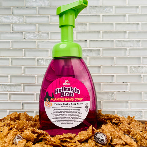 HELLRAISIN BRAN Foaming Hand Soap