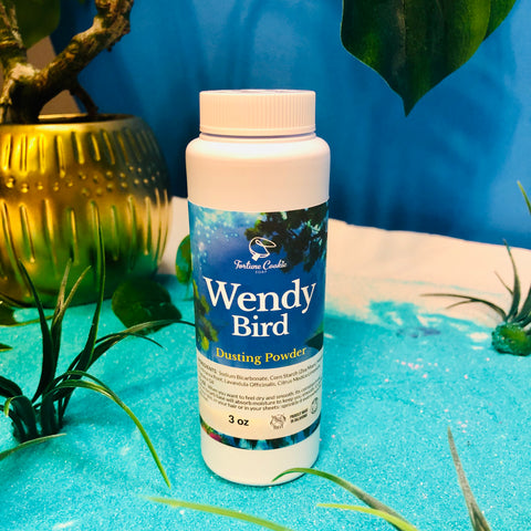WENDY BIRD Dusting Powder