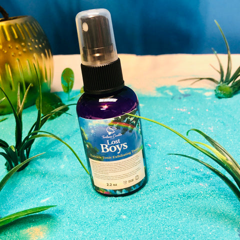 LOST BOYS Twinkle Tonic Exfoliating Toner